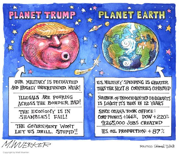 Matt Wuerker  Matt Wuerker's Editorial Cartoons 2016-05-23 lie