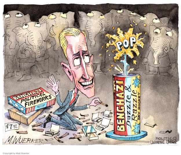 Cartoonist Matt Wuerker  Matt Wuerker's Editorial Cartoons 2016-06-29 congressman