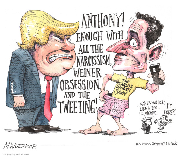 Cartoonist Matt Wuerker  Matt Wuerker's Editorial Cartoons 2016-08-30 behavior
