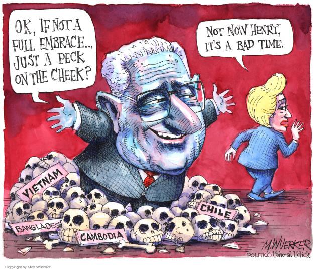 Cartoonist Matt Wuerker  Matt Wuerker's Editorial Cartoons 2016-09-05 Henry