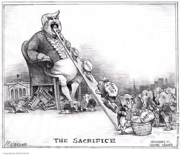 Matt Wuerker  Matt Wuerker's Editorial Cartoons 2016-10-10 congress election