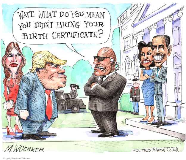 Cartoonist Matt Wuerker  Matt Wuerker's Editorial Cartoons 2016-11-11 Michelle Obama
