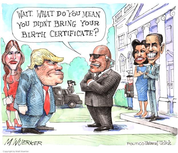 Matt Wuerker  Matt Wuerker's Editorial Cartoons 2016-11-11 republican candidate