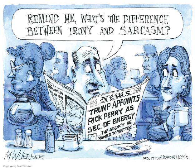 Matt Wuerker  Matt Wuerker's Editorial Cartoons 2016-12-16 government
