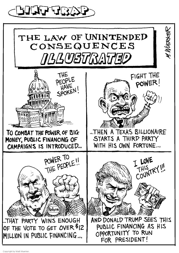 Cartoonist Matt Wuerker  Matt Wuerker's Editorial Cartoons 2017-03-16 rich