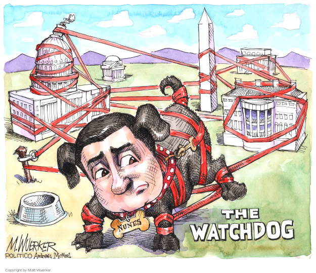 Nunes. The Watchdog.