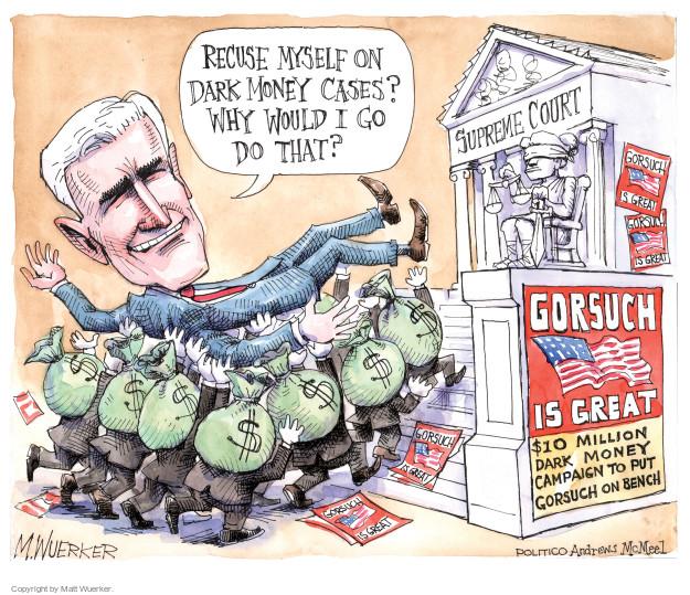 Cartoonist Matt Wuerker  Matt Wuerker's Editorial Cartoons 2017-04-04 legislative branch