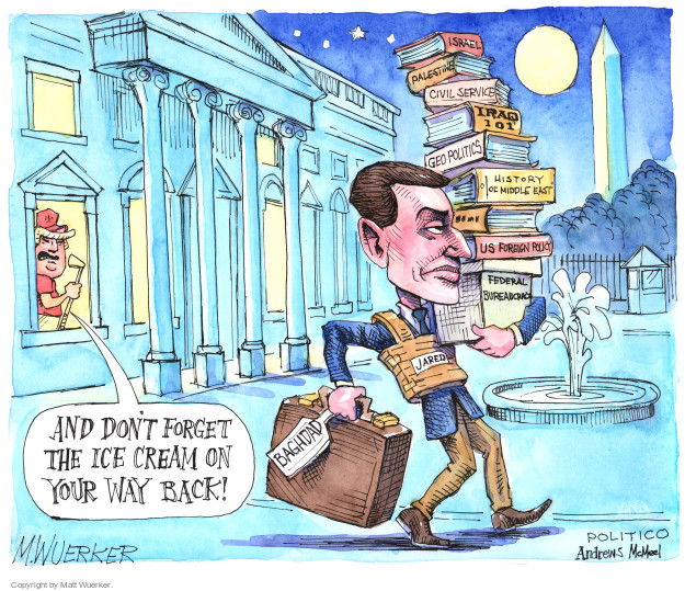 Cartoonist Matt Wuerker  Matt Wuerker's Editorial Cartoons 2017-04-13 federal