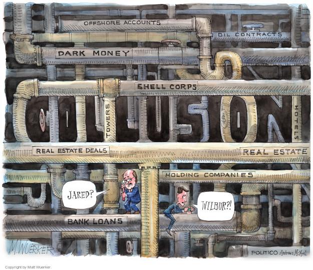 Matt Wuerker  Matt Wuerker's Editorial Cartoons 2017-11-08 commerce