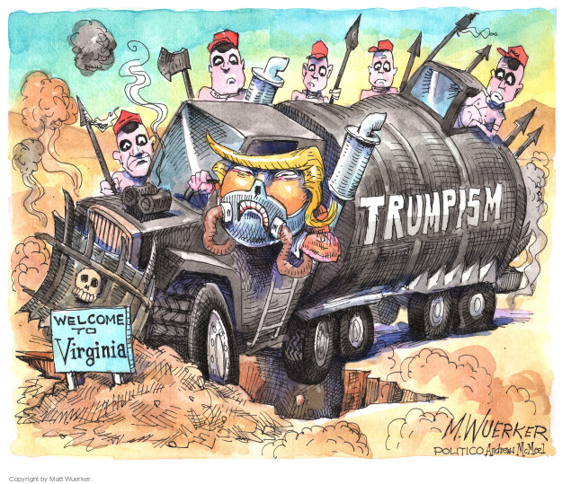 Matt Wuerker  Matt Wuerker's Editorial Cartoons 2017-11-19 republican president