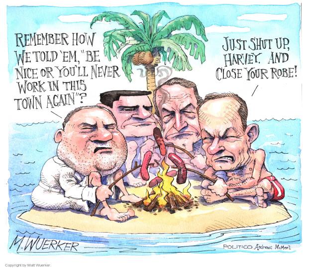 Matt Wuerker  Matt Wuerker's Editorial Cartoons 2017-11-23 bill