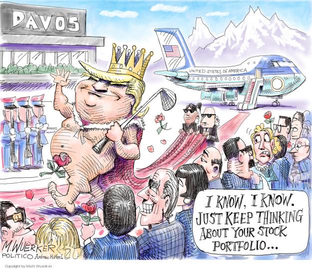 Matt Wuerker  Matt Wuerker's Editorial Cartoons 2018-01-26 diplomacy