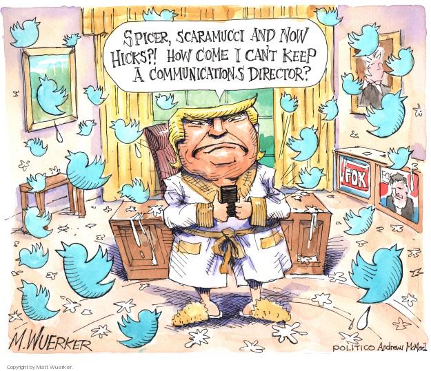 Cartoonist Matt Wuerker  Matt Wuerker's Editorial Cartoons 2018-03-01 fox