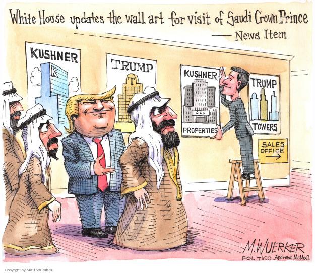 Matt Wuerker  Matt Wuerker's Editorial Cartoons 2018-03-21 corruption