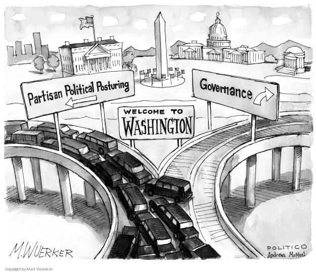 Cartoonist Matt Wuerker  Matt Wuerker's Editorial Cartoons 2018-04-12 Federal government