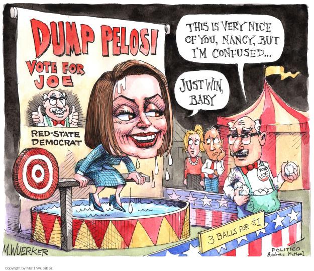 Cartoonist Matt Wuerker  Matt Wuerker's Editorial Cartoons 2018-05-09 state politician