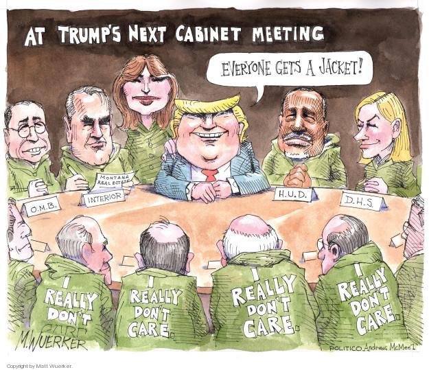 Cartoonist Matt Wuerker  Matt Wuerker's Editorial Cartoons 2018-06-22 president