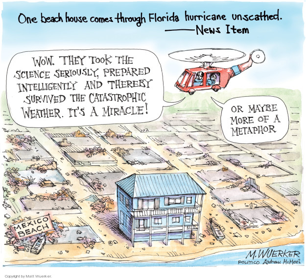 Matt Wuerker  Matt Wuerker's Editorial Cartoons 2018-10-17 Florida