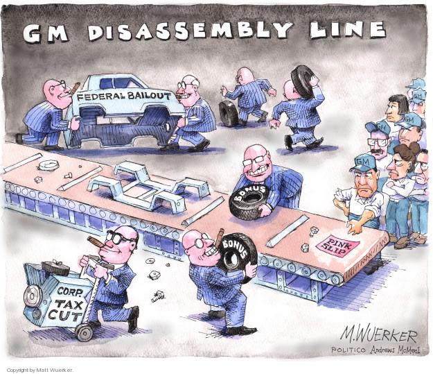 Cartoonist Matt Wuerker  Matt Wuerker's Editorial Cartoons 2018-11-28 tax