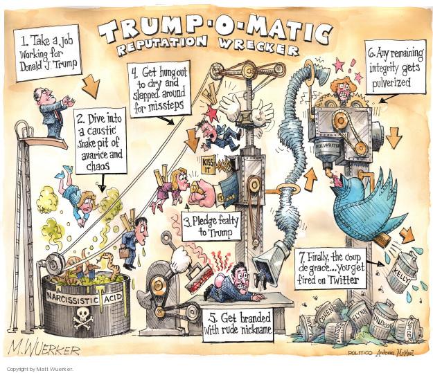 Cartoonist Matt Wuerker  Matt Wuerker's Editorial Cartoons 2018-12-10 fire