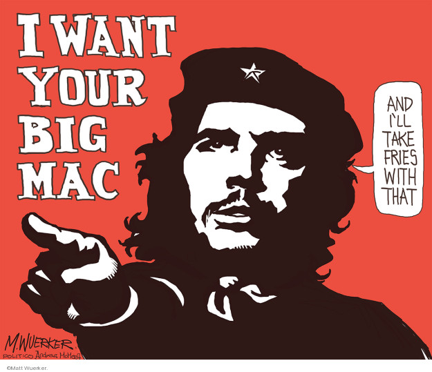 Cartoonist Matt Wuerker  Matt Wuerker's Editorial Cartoons 2019-03-01 right-wing