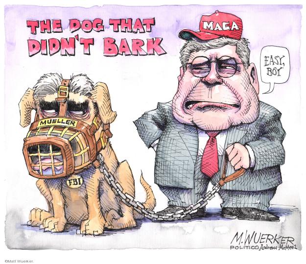 Cartoonist Matt Wuerker  Matt Wuerker's Editorial Cartoons 2019-05-03 senate
