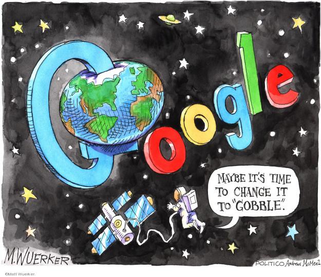 Cartoonist Matt Wuerker  Matt Wuerker's Editorial Cartoons 2019-10-10 time