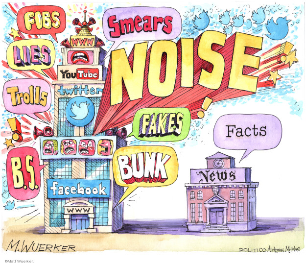 Cartoonist Matt Wuerker  Matt Wuerker's Editorial Cartoons 2020-01-24 editorial