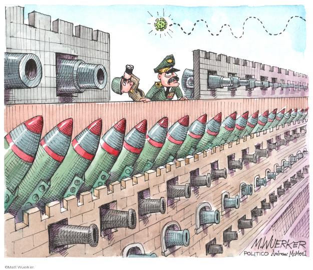 Matt Wuerker  Matt Wuerker's Editorial Cartoons 2020-04-01 editorial