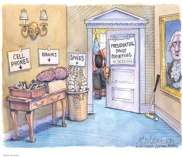 Cartoonist Matt Wuerker  Matt Wuerker's Editorial Cartoons 2020-07-01 house