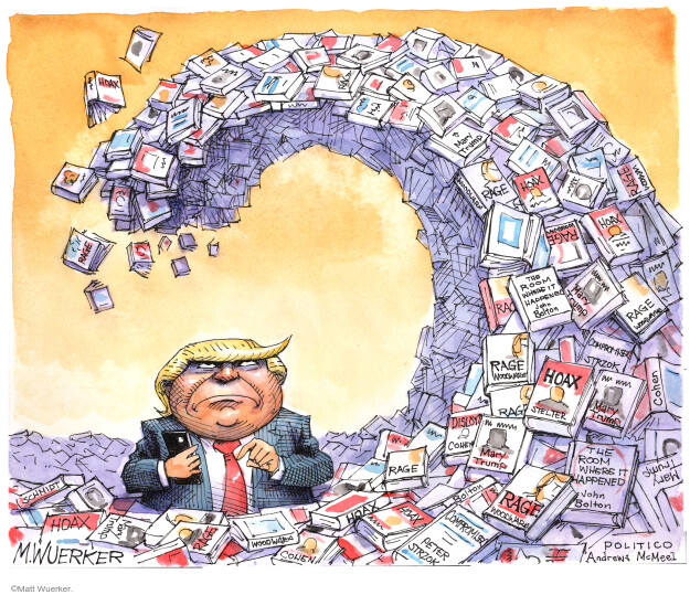 Matt Wuerker  Matt Wuerker's Editorial Cartoons 2020-09-11 Trump administration