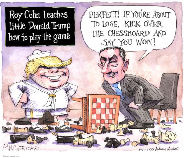 Matt Wuerker  Matt Wuerker's Editorial Cartoons 2020-11-06 Donald Trump Lawyers