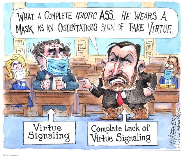 Matt Wuerker  Matt Wuerker's Editorial Cartoons 2020-11-17 editorial