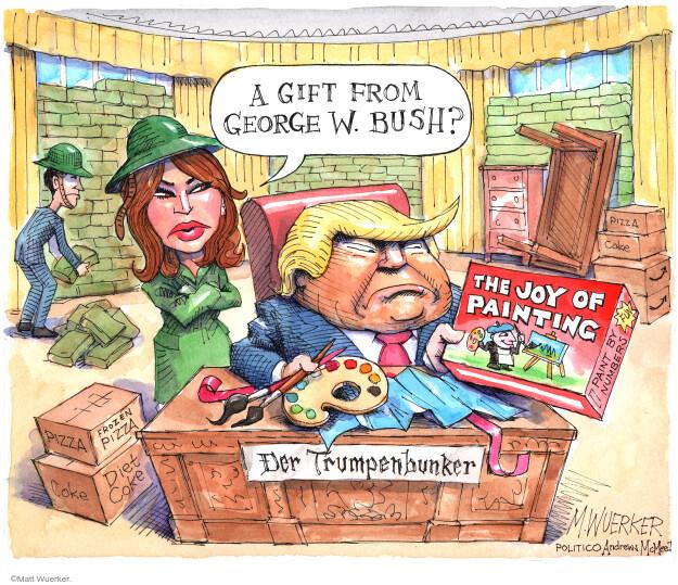 Matt Wuerker  Matt Wuerker's Editorial Cartoons 2020-11-18 candidate