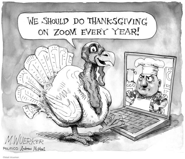 Matt Wuerker  Matt Wuerker's Editorial Cartoons 2020-11-26 editorial