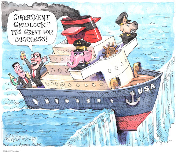 Matt Wuerker  Matt Wuerker's Editorial Cartoons 2020-12-17 economy