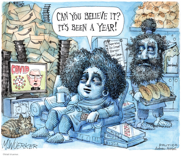 Matt Wuerker  Matt Wuerker's Editorial Cartoons 2021-03-10 year