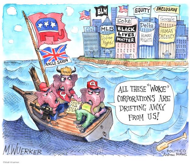 Matt Wuerker  Matt Wuerker's Editorial Cartoons 2021-04-27 Google