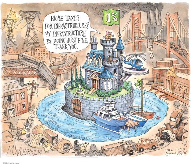Matt Wuerker  Matt Wuerker's Editorial Cartoons 2021-05-11 presidential administration