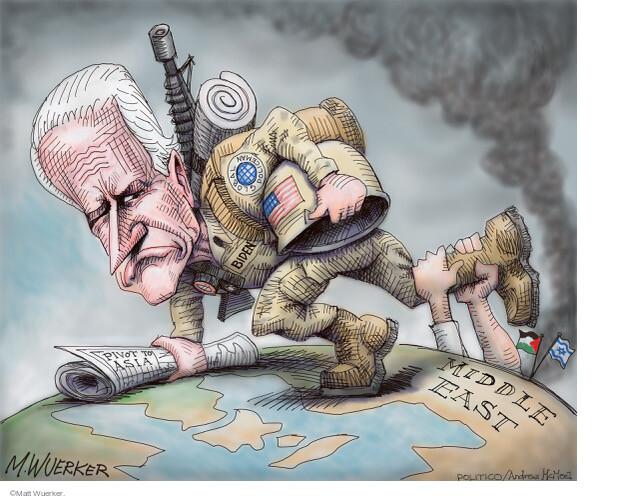 Matt Wuerker  Matt Wuerker's Editorial Cartoons 2021-05-26 war