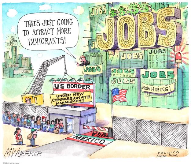 Matt Wuerker  Matt Wuerker's Editorial Cartoons 2021-06-14 presidential administration