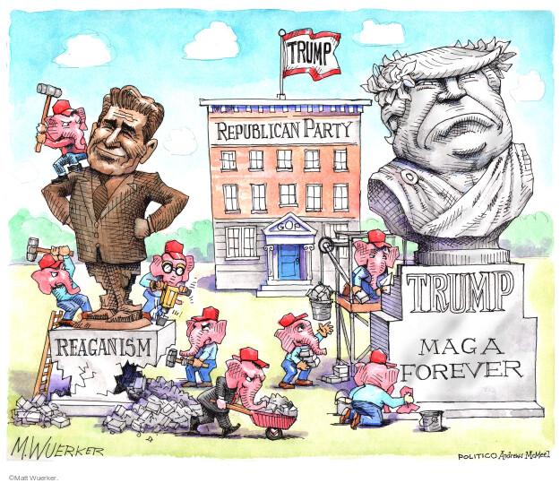Matt Wuerker  Matt Wuerker's Editorial Cartoons 2021-06-18 republican