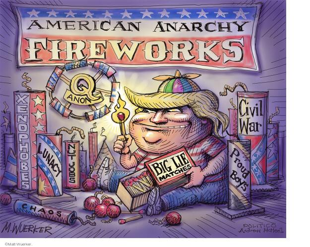 Matt Wuerker  Matt Wuerker's Editorial Cartoons 2021-06-30 war
