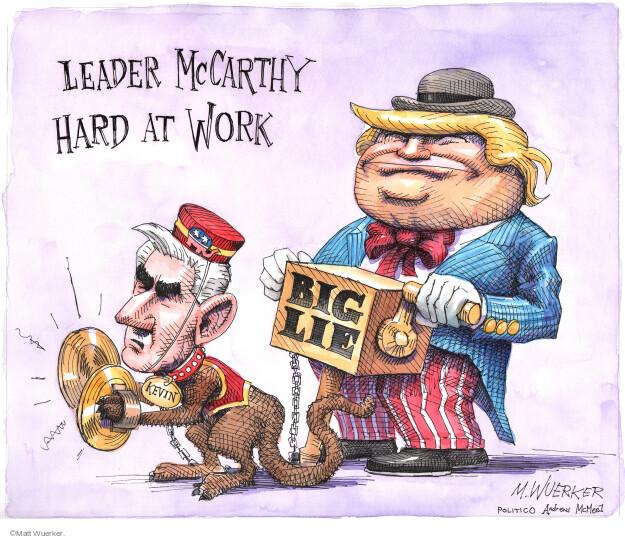 Matt Wuerker  Matt Wuerker's Editorial Cartoons 2021-07-27 republican