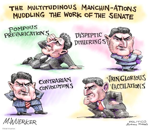 Matt Wuerker  Matt Wuerker's Editorial Cartoons 2021-08-13 politics