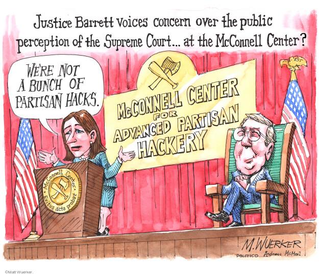 Matt Wuerker  Matt Wuerker's Editorial Cartoons 2021-09-13 republican