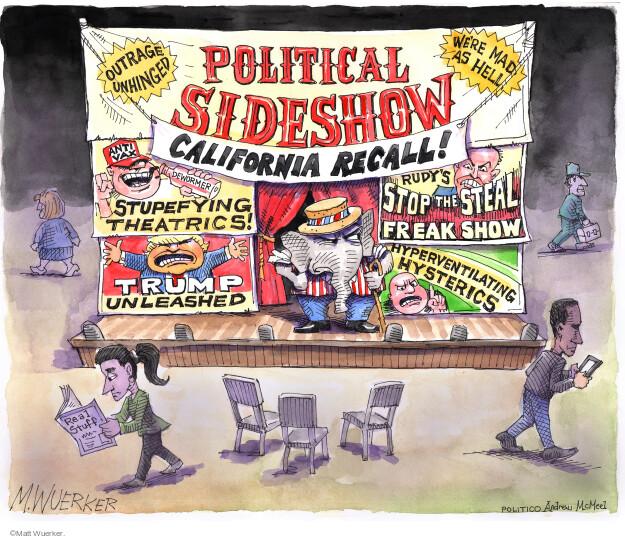 Matt Wuerker  Matt Wuerker's Editorial Cartoons 2021-09-15 mad
