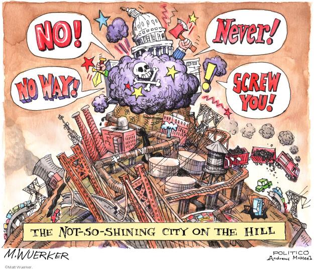 Matt Wuerker  Matt Wuerker's Editorial Cartoons 2021-09-29 Washington