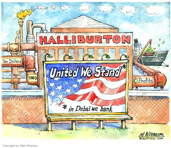 Cartoonist Matt Wuerker  Matt Wuerker's Editorial Cartoons 2007-03-29 patriotism