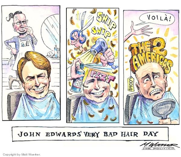 Cartoonist Matt Wuerker  Matt Wuerker's Editorial Cartoons 2007-04-24 poverty